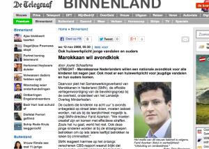 Samenwerkingsverband voor Marokkanen in Nederland (SMN)